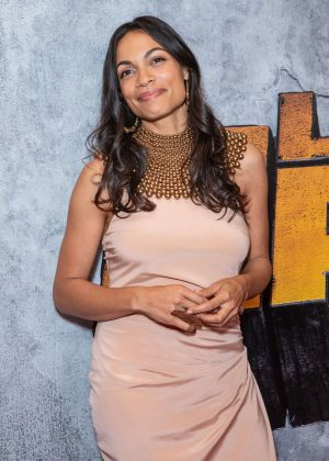 Rosario Dawson - 'Luke Cage' TV Series Premiere in New York