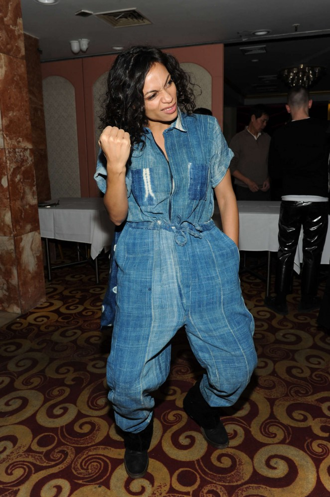 Rosario Dawson: Opening Ceremony after party at 2016 NYFW -04