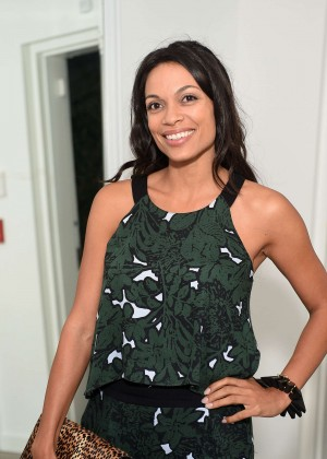 Rosario Dawson - The A List 15th Anniversary Party in Beverly Hills