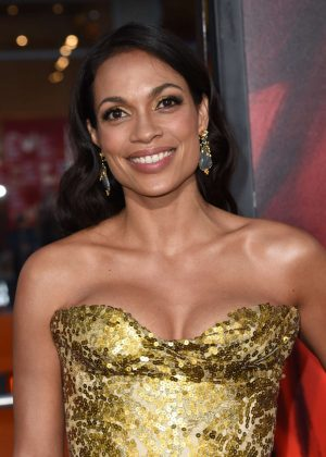 Rosario Dawson - 'Unforgettable' Premiere in Los Angeles
