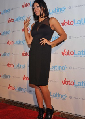 Rosario Dawson - Voto Latino's 10th Anniversary Celebration in Washington
