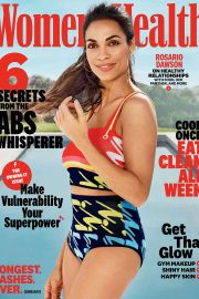 Rosario Dawson - Women's Health US - March 2020