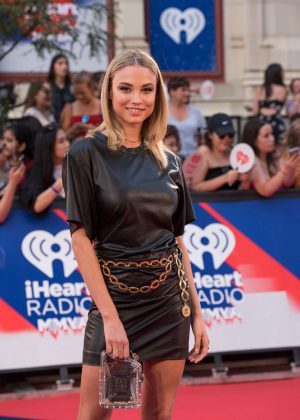 Rose Bertram - 2018 iHeartRadio Much Music Video Awards in Toronto