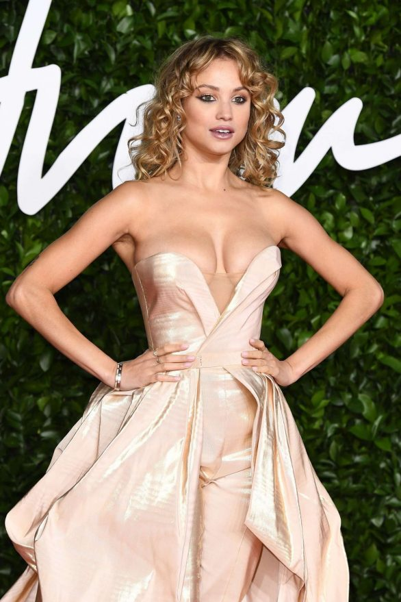 Rose Bertram - Fashion Awards 2019 in London