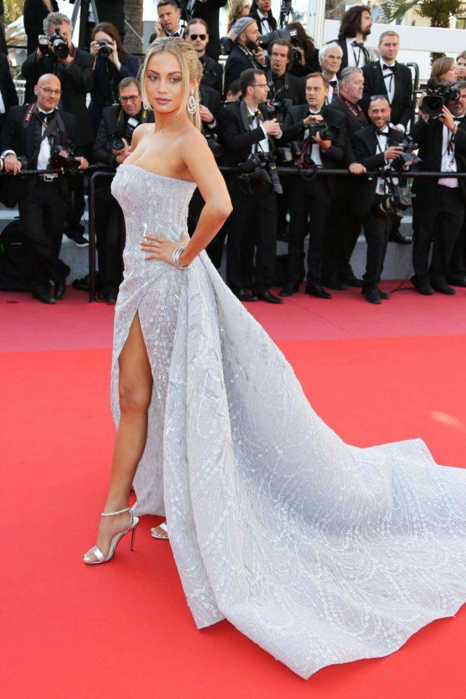 Rose Bertram - Capharnaum Premiere At 2018 Cannes Film Festival