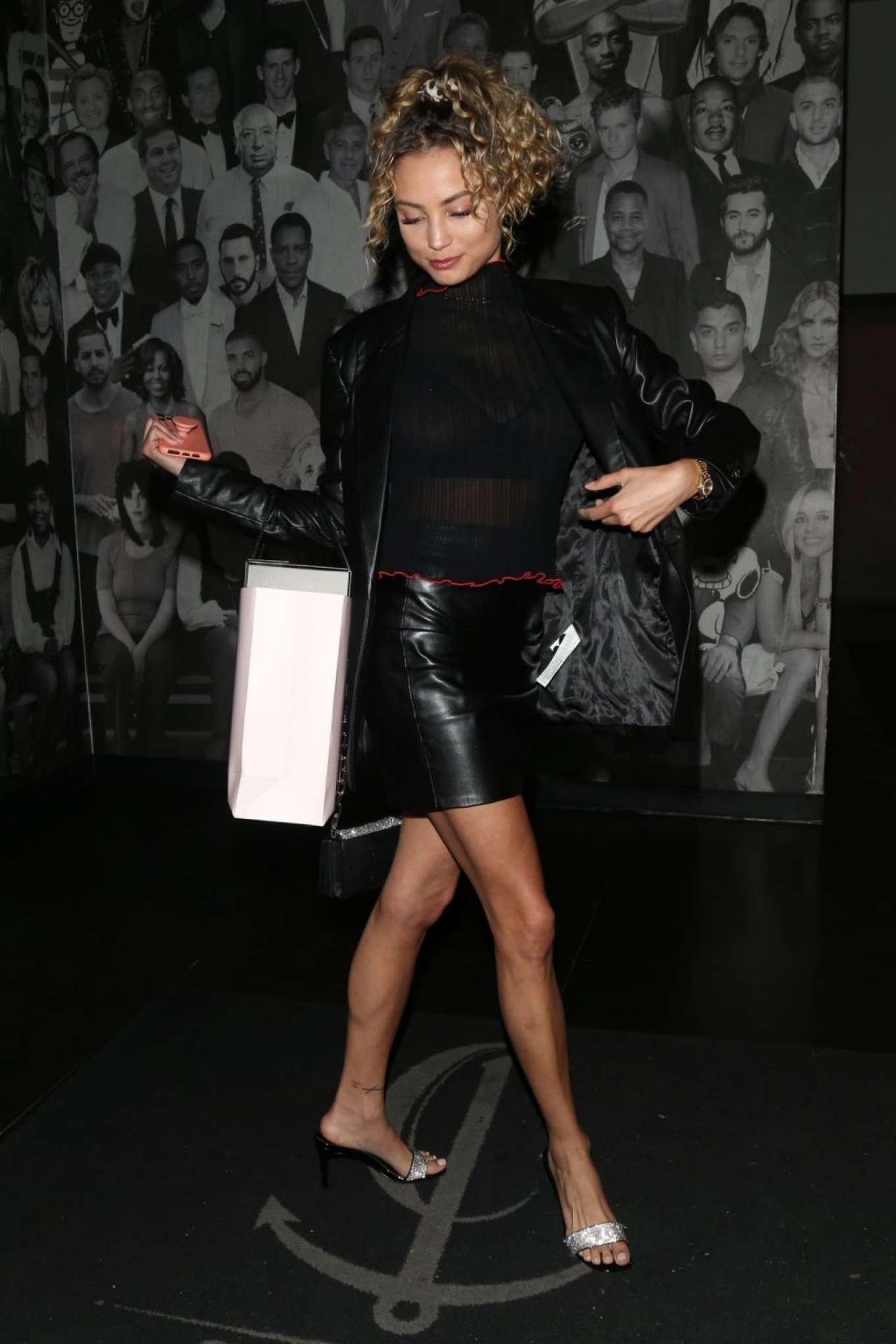 Rose Bertram - Celebrate the Launch of 'Oh Polly' Bikini Collection in LA