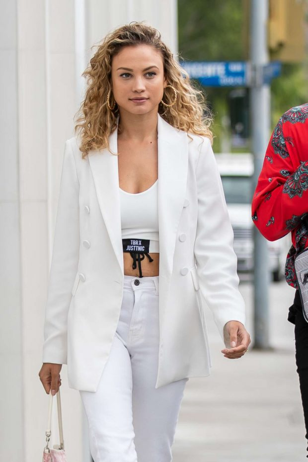 Rose Bertram - Nicole Williams English Capsule Launch in West Hollywood