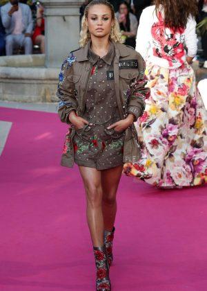 Rose Bertram - Philipp Plein Resort Collection in Cannes