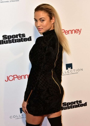 Rose Bertram - Sports Illustrated's Fashionable 50 NYC Event in New York