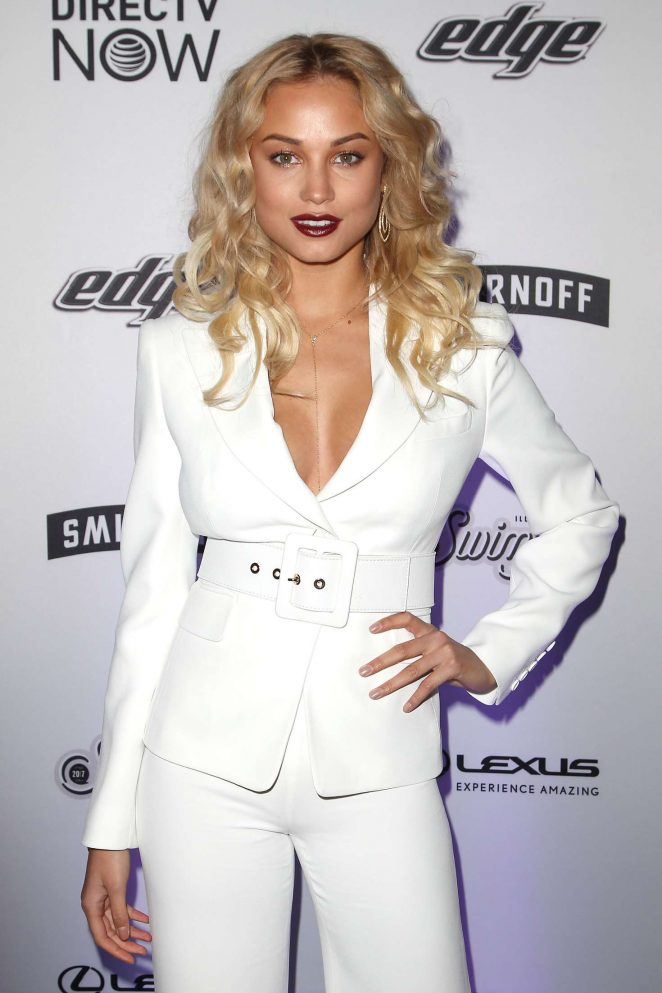 Rose Bertram - Sports Illustrated Swimsuit Edition Launch Event in NY