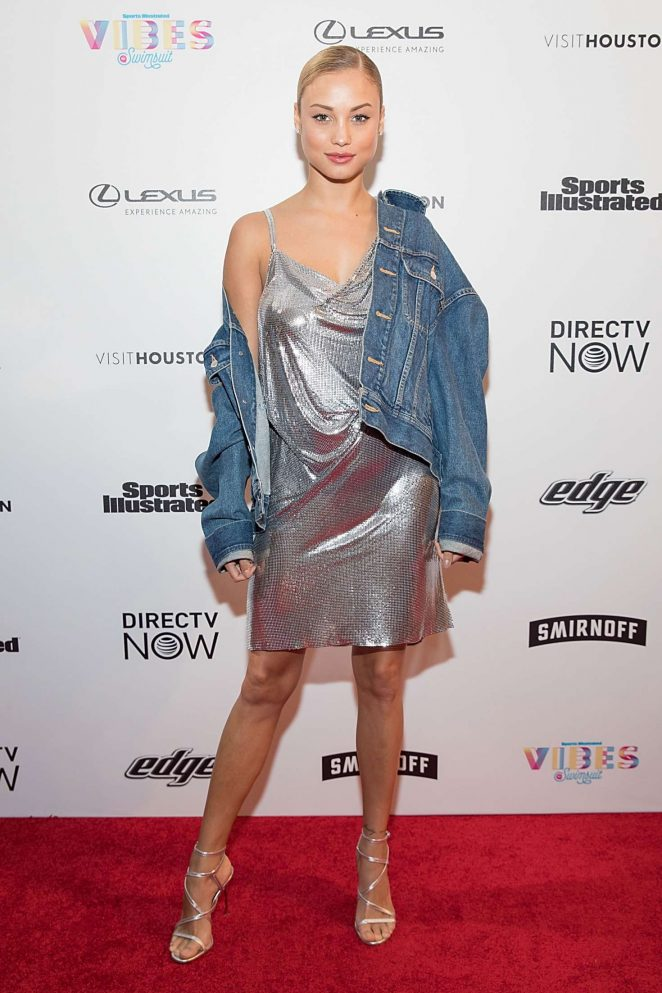 Rose Bertram - VIBES By Sports Illustrated Swimsuit 2017 Launch Festival Day 2 in Houston