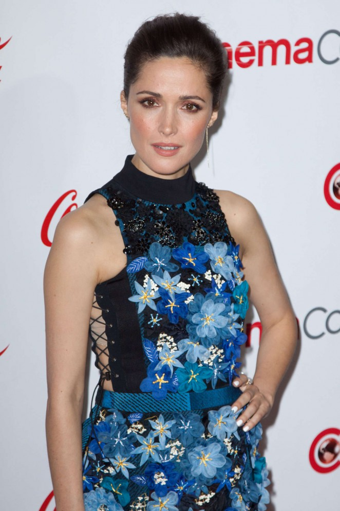 Rose Byrne - 2015 CinemaCon Big Screen Achievement Awards in Las Vegas