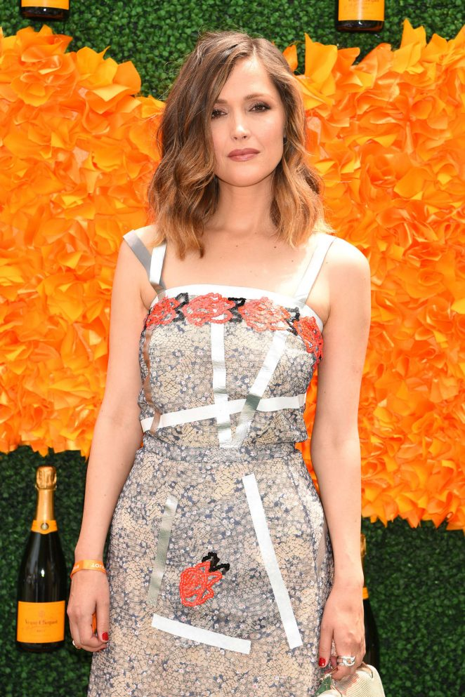 Rose Byrne: 2016 Veuve Clicquot Polo Classic -01