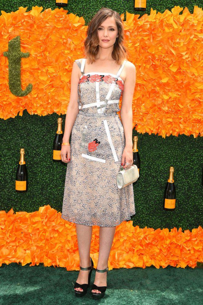 Rose Byrne: 2016 Veuve Clicquot Polo Classic -06