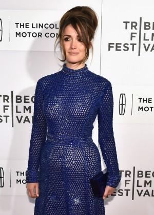 Rose Byrne at 2016 Tribeca Film Festival