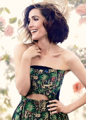 Rose Byrne - California Style Photoshoot by David Slijper (May 2015)