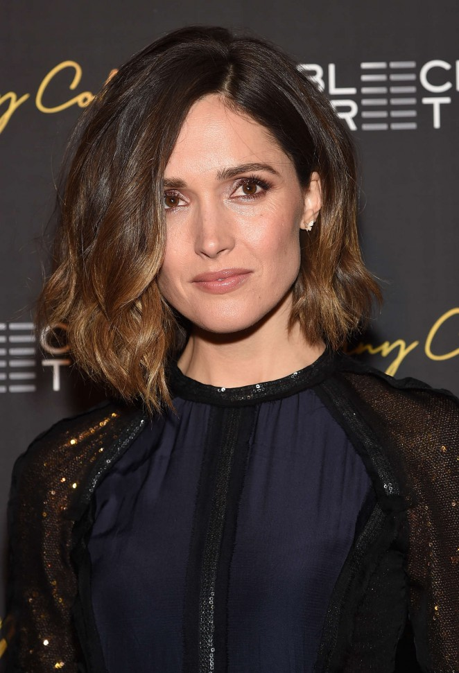"Rose Byrne - ""Danny Collins"" Premiere in NYC"