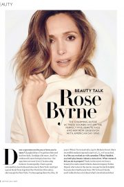 Rose Byrne - InStyle Magazine (July 2019)