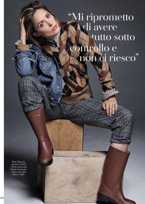 Rose Byrne - Io Donna del Corriere della Sera (February 2019)