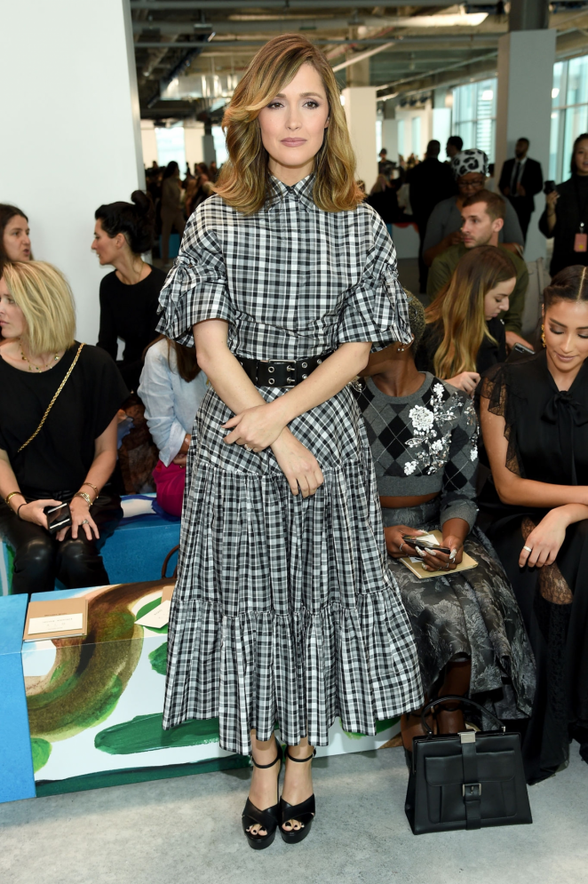 Rose Byrne - Michael Kors 2019 Fashion Show in NY
