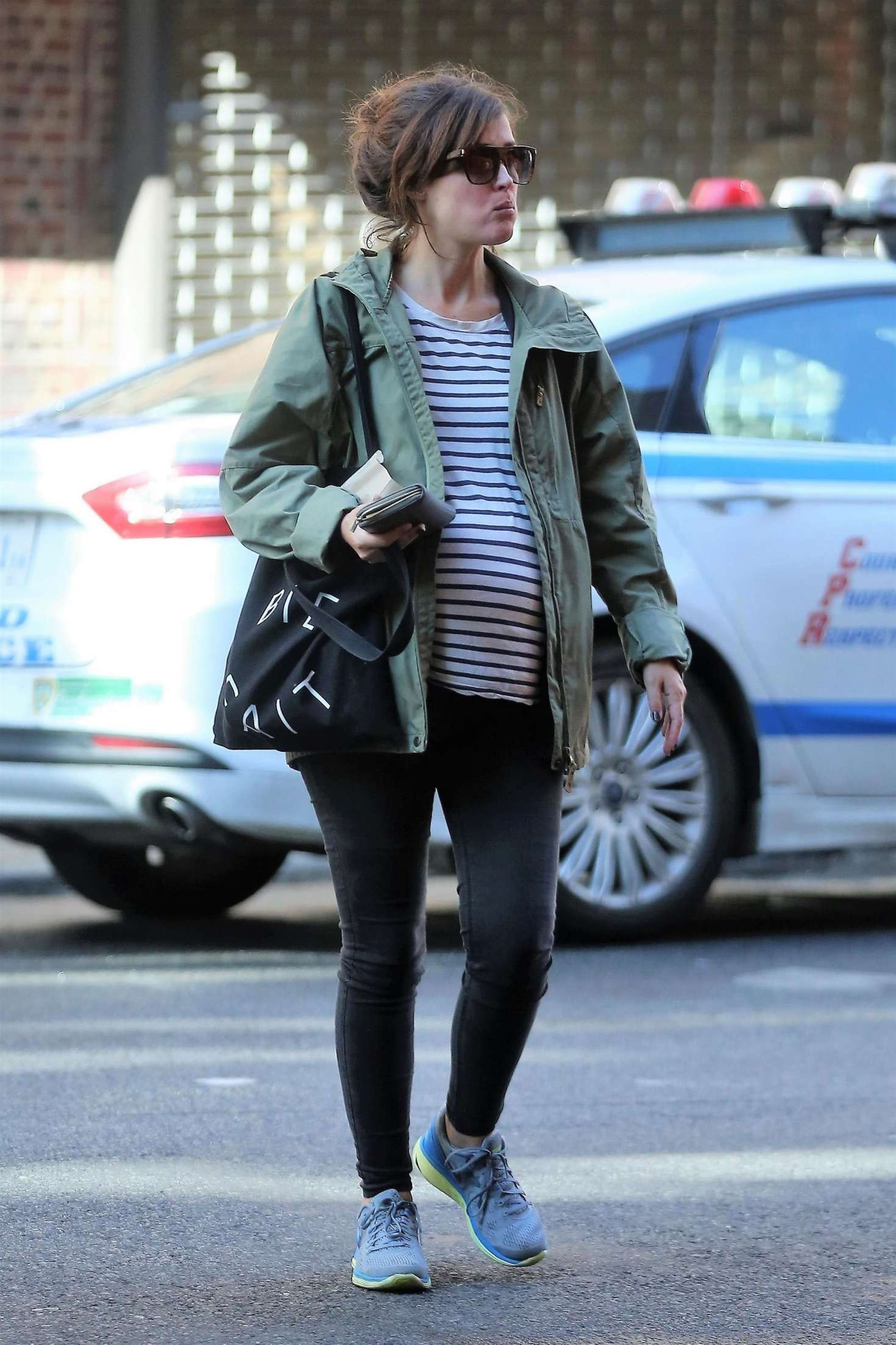 Rose Byrne out in NYC -13