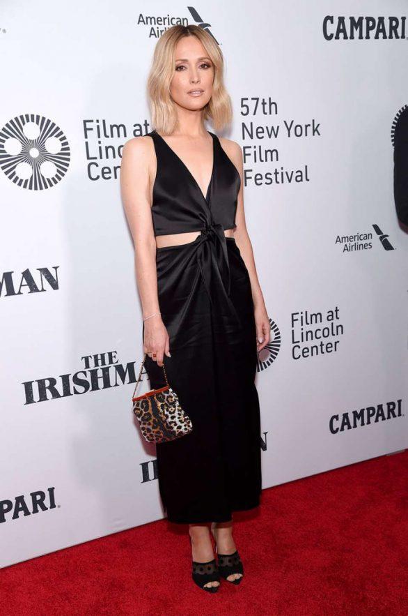 Rose Byrne - 'The Irishman' Screening - 57th New York Film Festival