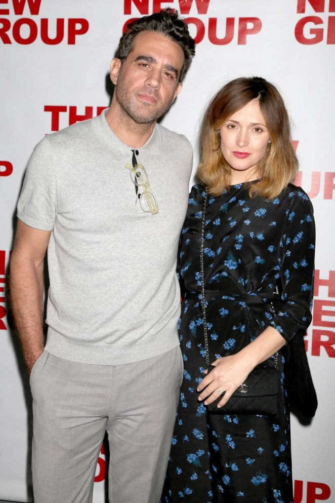 Rose Byrne - 'The Whirligig' Play Opening Night in New York
