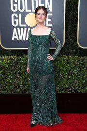 Rose Leslie - 2020 Golden Globe Awards in Beverly Hills