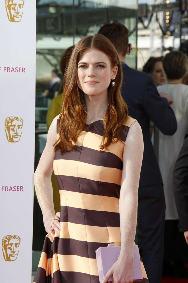 Rose Leslie - BAFTA TV Awards 2016 in London