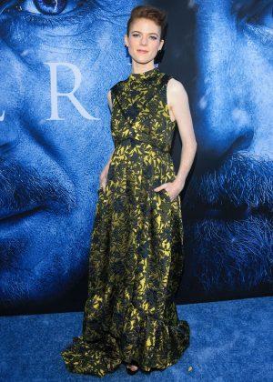 Rose Leslie - 'Game Of Thrones' Season 7 Premiere in Los Angeles