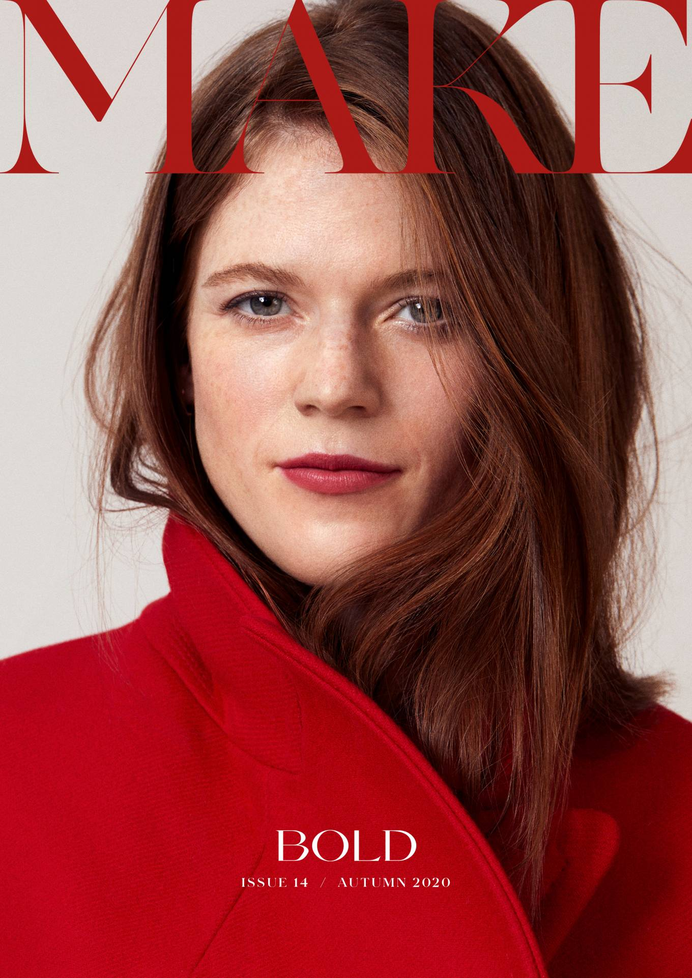 Rose Leslie 2020 : Rose Leslie – Make Magazine Issue 14 (Autumn 2020)-03