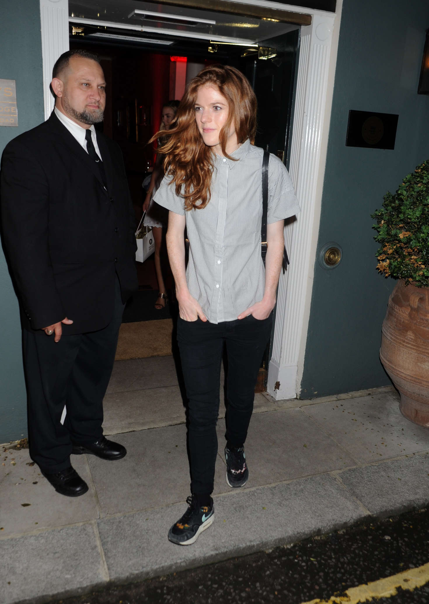 Rose Leslie - Sky Box Sets Club Launch Event in London