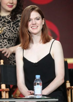 Rose Leslie - TCA Winter Press Tour 2017 in Pasadena