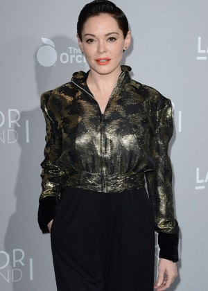 Rose McGowan - Orchard Premiere of Dior and I in Los Angeles