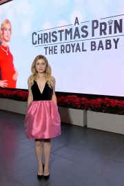 Rose McIver - 'A Christmas Prince: The Royal Baby' Cast & Crew Screening in LA