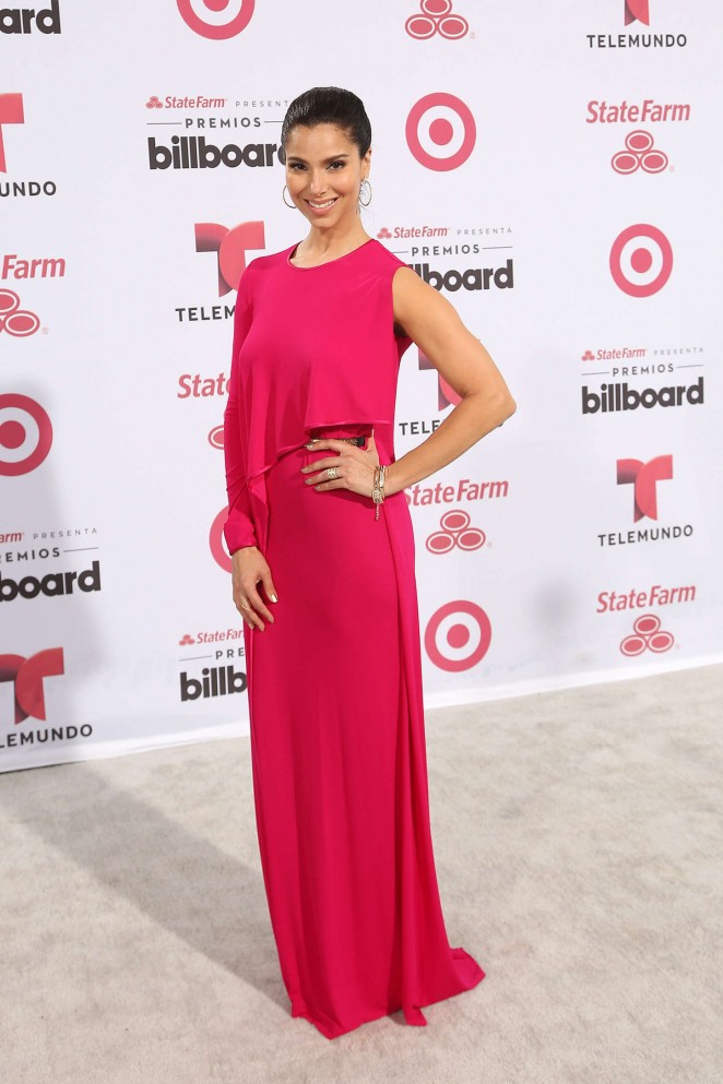 Roselyn Sanchez: 2015 Billboard Latin Music Awards -03
