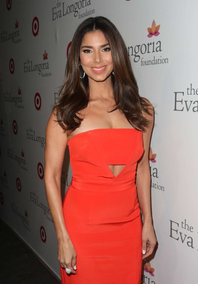 Roselyn Sanchez - 2015 Eva Longoria Foundation Dinner in Hollywood
