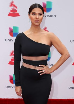 Roselyn Sanchez - 2017 Latin Grammy Awards in Las Vegas