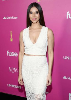 Roselyn Sanchez - ALMAs 2018 LIVE On Fuse in Los Angeles