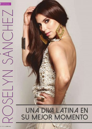 Roselyn Sanchez - D'Latinos Magazine (March 2015)