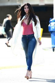 Roselyn Sanchez - Out in Los Angeles