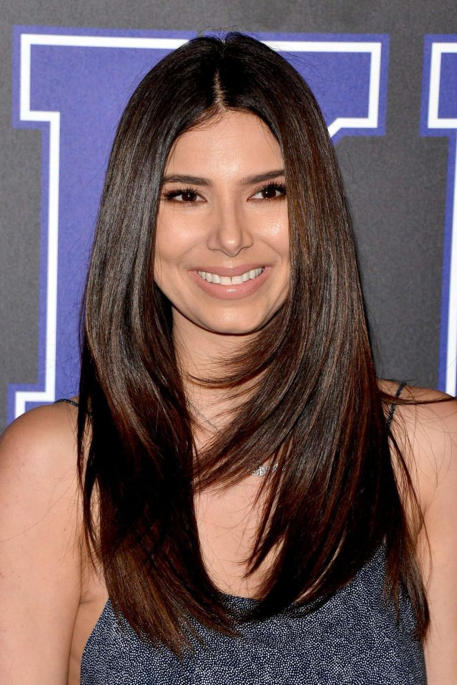 Roselyn Sanchez - Rookie USA Show in Los Angeles