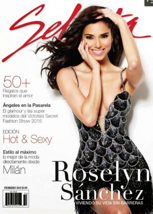 Roselyn Sanchez - Selecta Cover Magazine (February 2015)