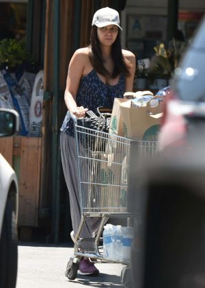 Roselyn Sanchez - Shopping Candids In Beverly Hills