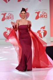 Roselyn Sanchez - The American Red Heart Association's Go Red For Women Red Dress Collection in NY