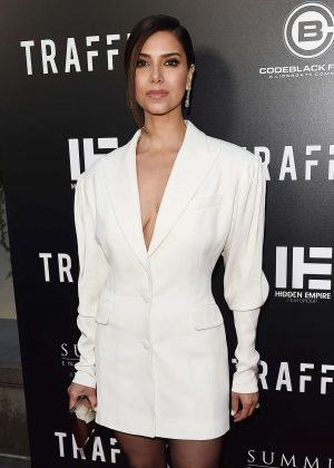Roselyn Sanchez - 'Traffik' Premiere in Los Angeles