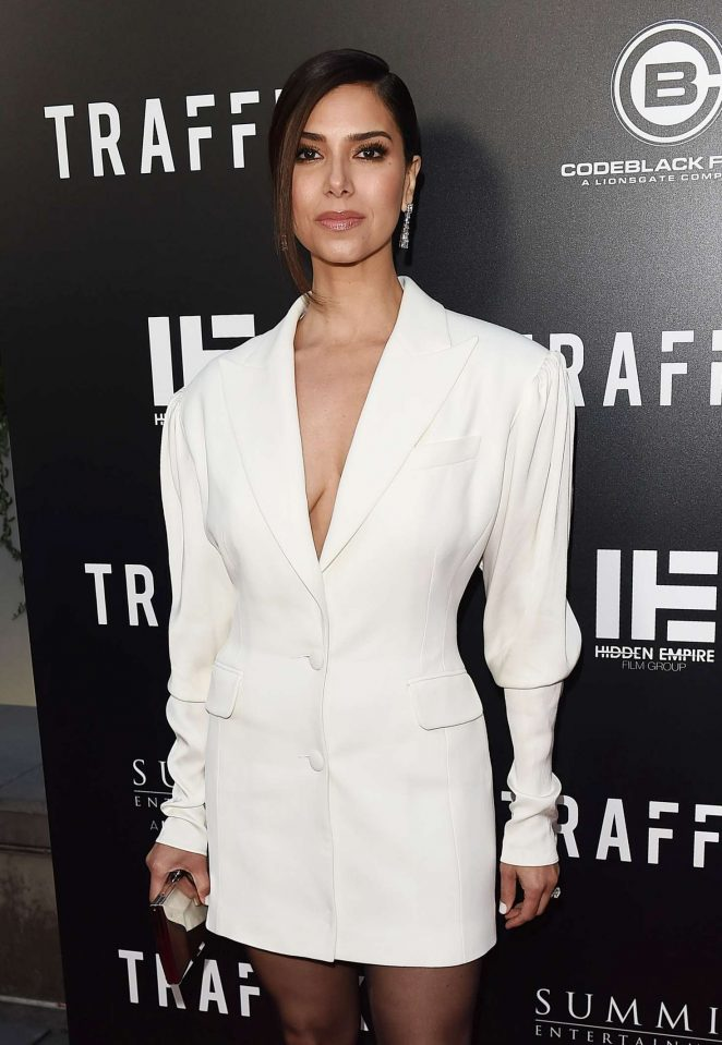 Roselyn Sanchez – 'Traffik' Premiere in Los Angeles