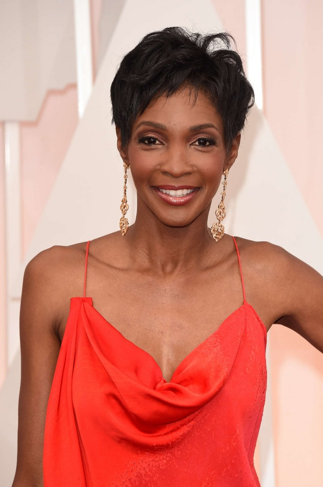 Roshumba Williams - 2015 Academy Awards in Hollywood