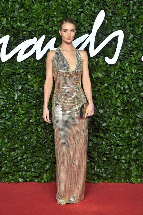 Rosie Hungtington Whiteley 2019 : Rosie Hungtington Whiteley – Fashion Awards 2019 in London-02