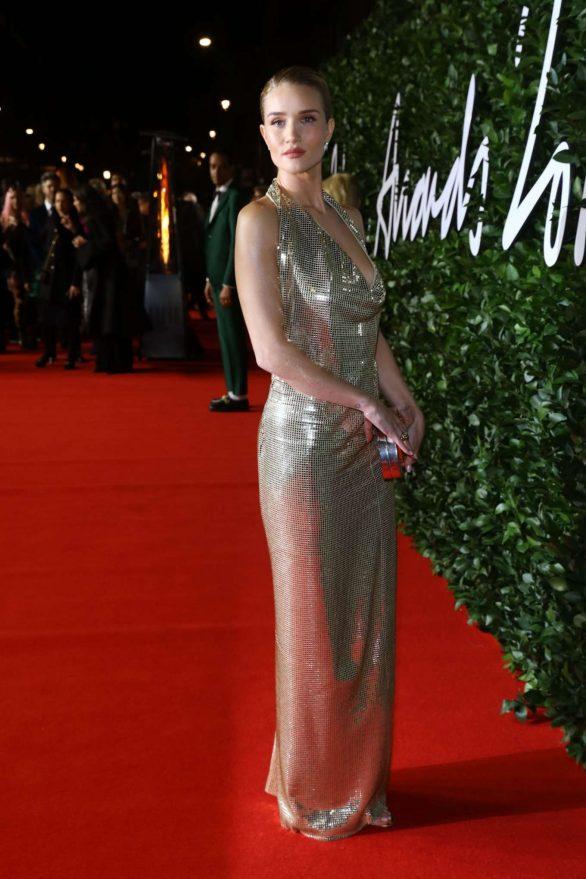 Rosie Hungtington Whiteley 2019 : Rosie Hungtington Whiteley – Fashion Awards 2019 in London-09